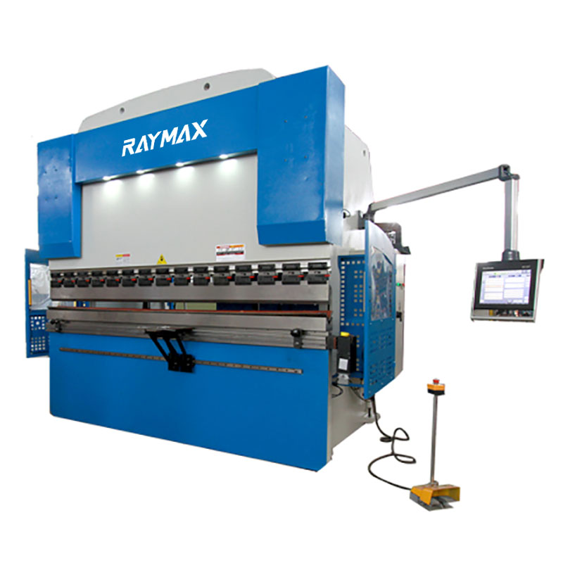 DA58T Hydraulic Press Brake Bending Machine