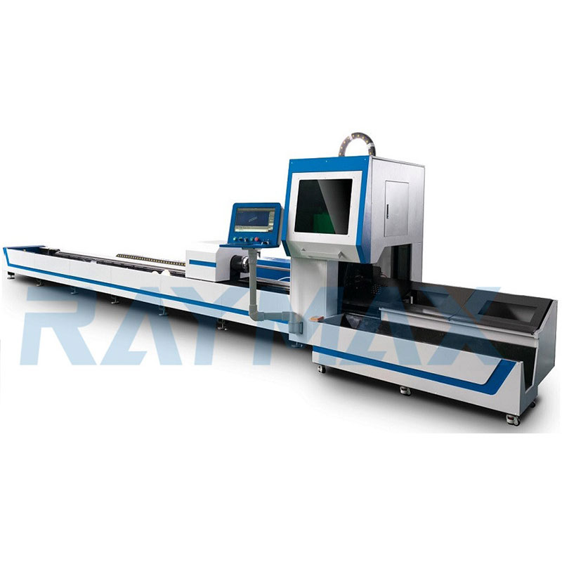 Pipe & Tube Cnc Fiber Laser Cutting Machine