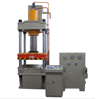 Common Faults and Troubleshooting Method for Four-column Hydraulic Press