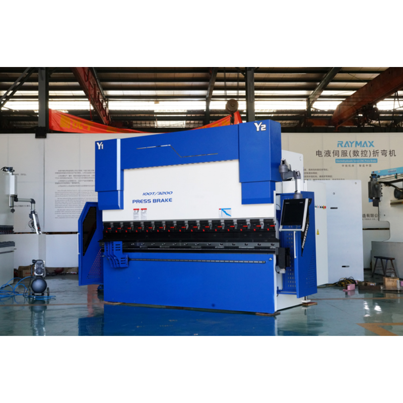 Hydraulic Press Brake For Stainless Steel